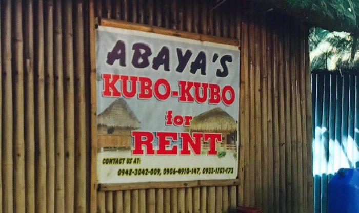 abaya's kubo